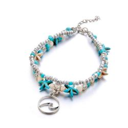 Save Our Waves Anklet