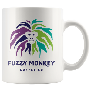 11oz Mug - 2 Sided Logo