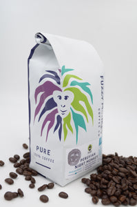 Peruvian Night Monkey - Fair Trade Cafe' Femenino