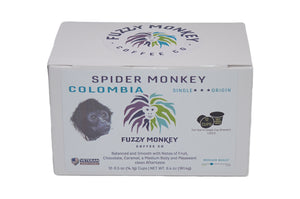 Spider Monkey K-Cups - Colombia