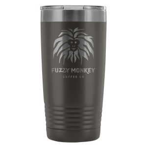 20oz Stainless Travel Mug - Laser Etched