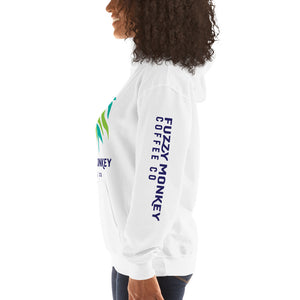 Hooded Sweatshirt - Standard Logo