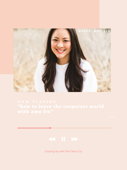 How to Leave the Corporate World with Amy Liu