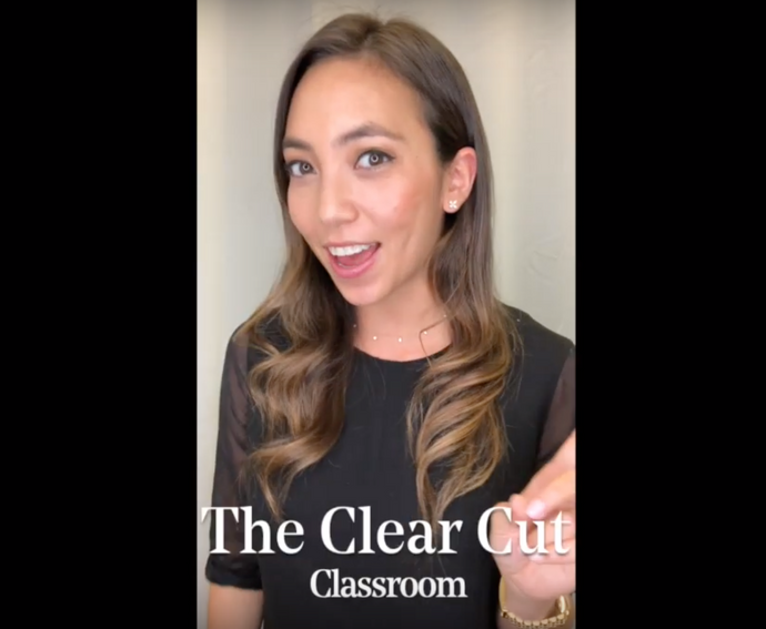The Clear Cut Classroom: Cushion vs. Round