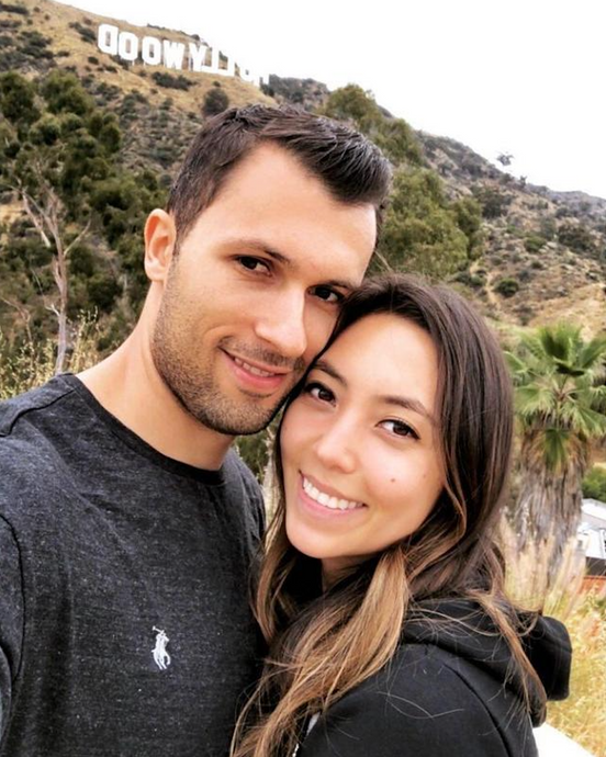 THE Clear Cut Couple: Olivia and Kyle