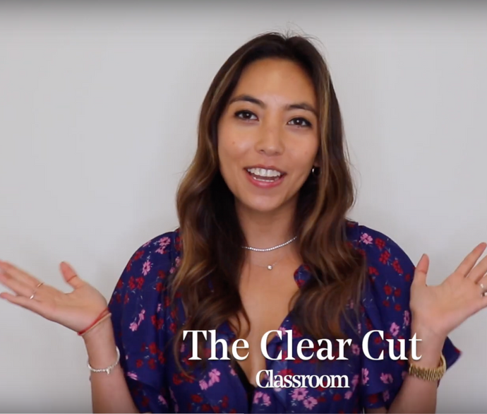 Clear Cut Classroom: Carat Weight vs. Dimensions
