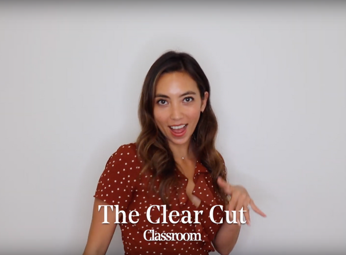Clear Cut Classroom: How to Clean Your Ring
