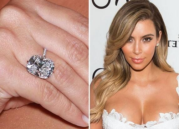 Top 5 Celebrity Engagement Rings of the Moment