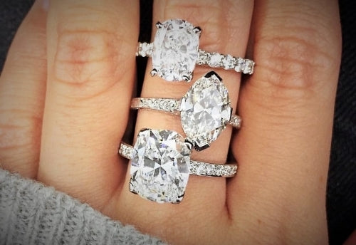 Top Engagement Ring Trends 2018