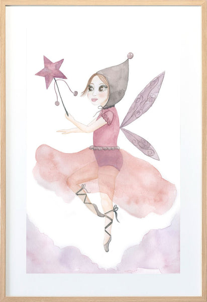 Fairy WIth Wand