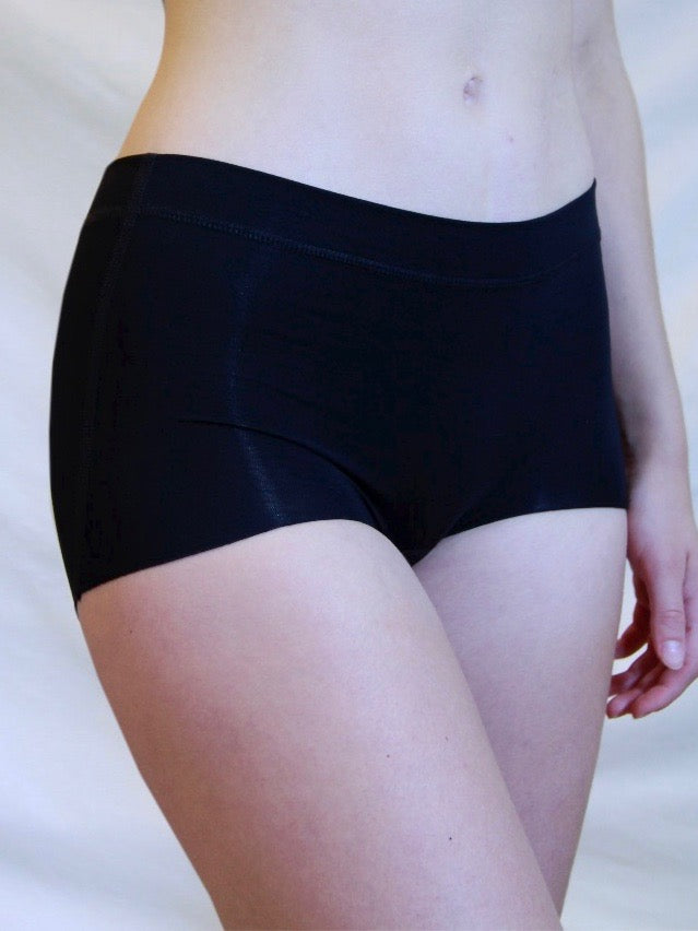 Girl Shorts - Black