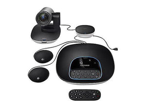Logitech Group + Mic Bundle