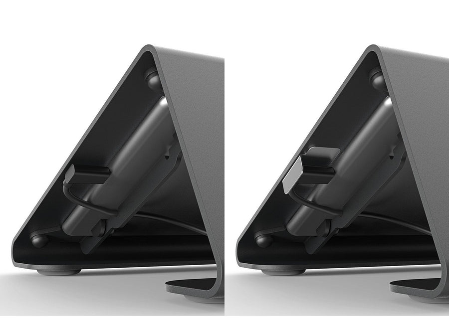 Meeting Room Console for iPad mini - Black