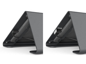 Meeting Room Console for iPad - Black