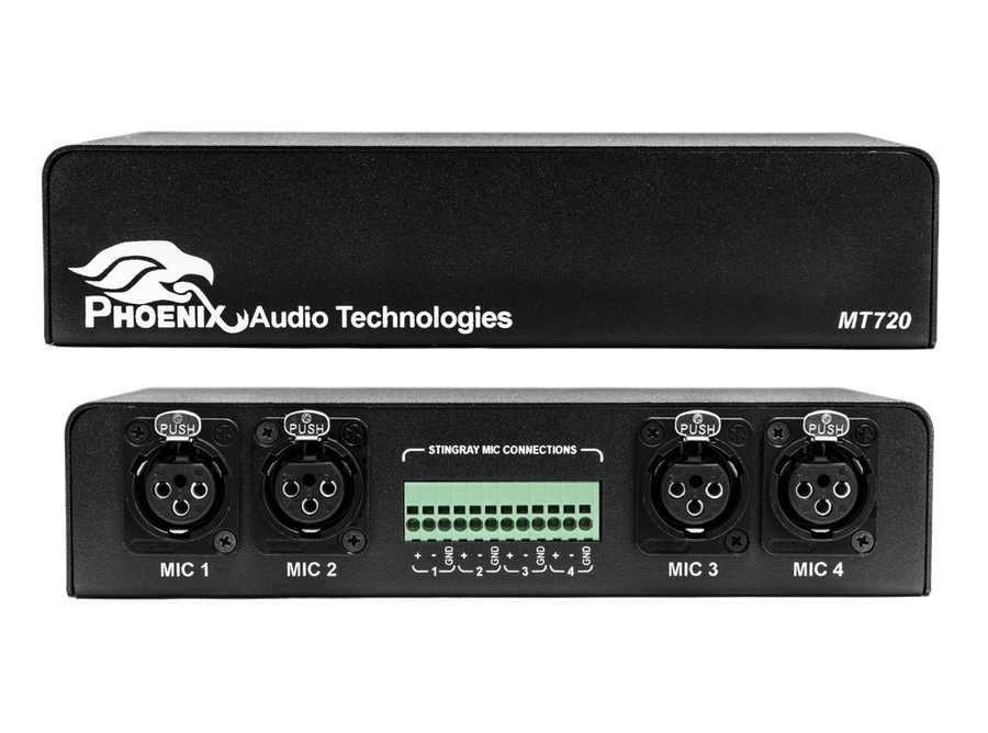 Phoenix Audio Stingray XLR Converter