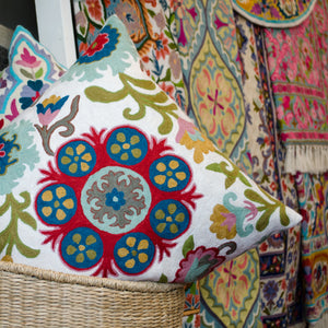 Lily Handmade Cushion