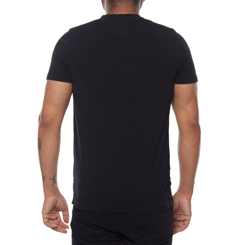 HAYRE T-SHIRT - BLACK