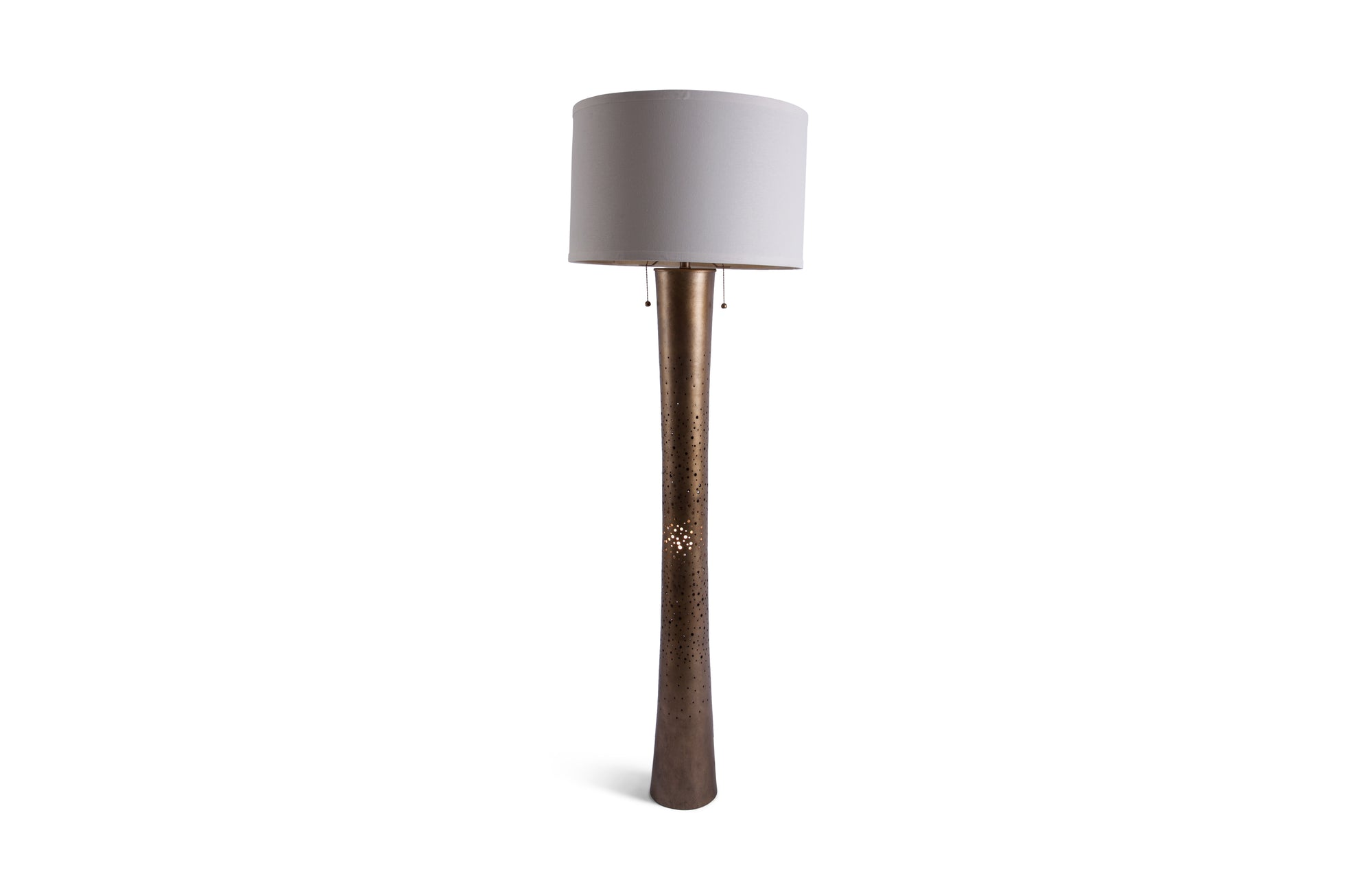 Vega Floor Lamp (Brass)