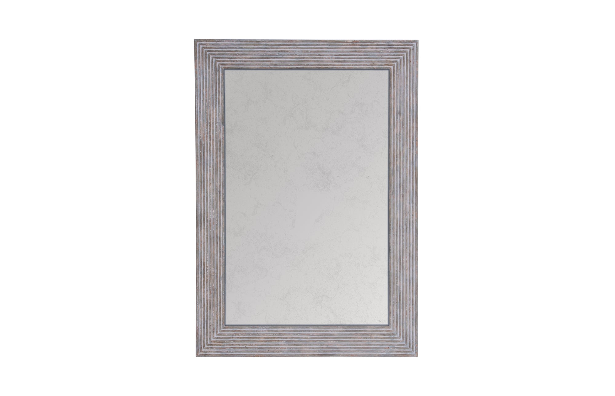 Swedish Ribbed Mirror - 38""