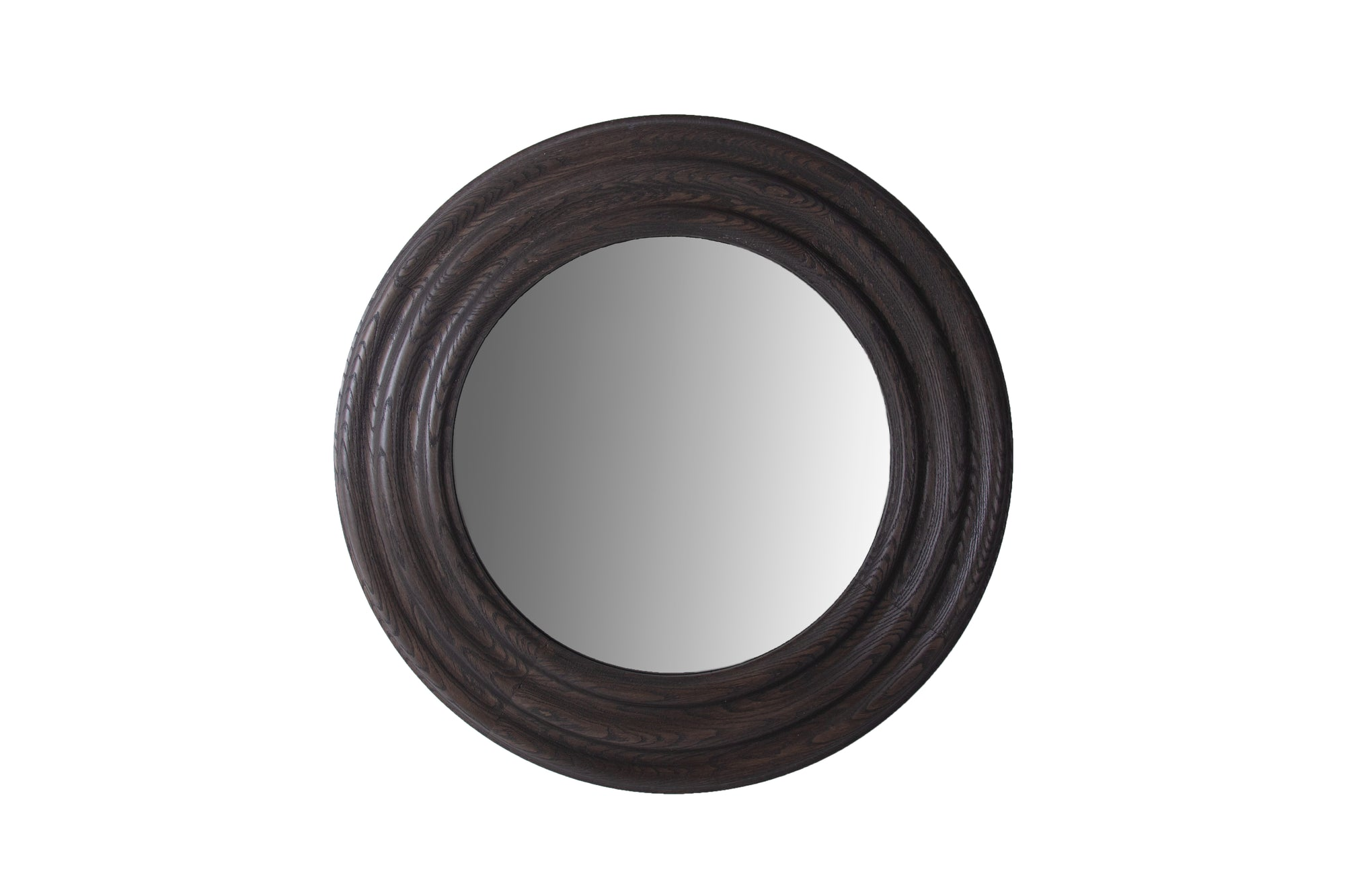 Sine Small Mirror (Carbon Oak)