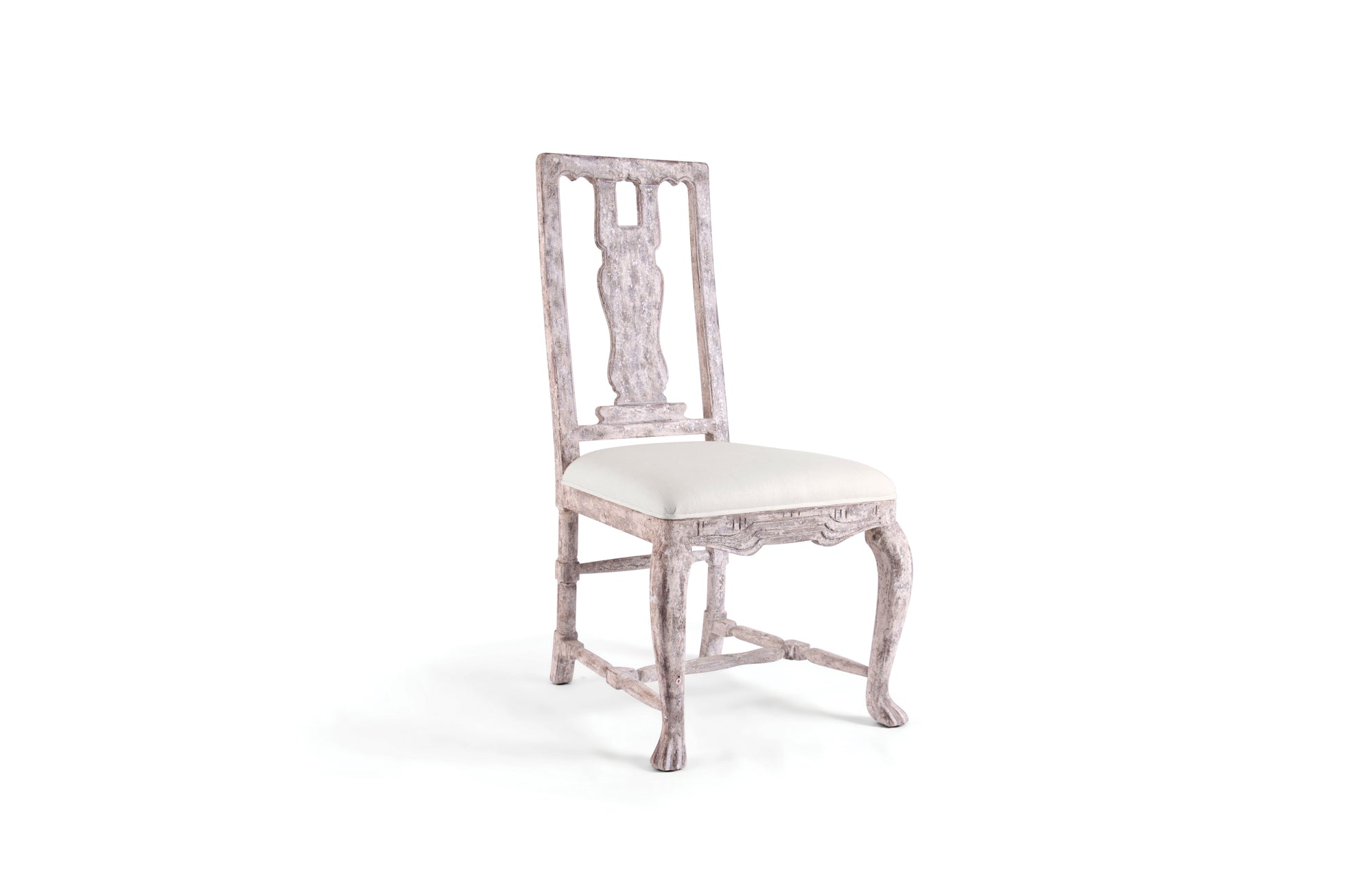 Liege Dining Chair (Fog)