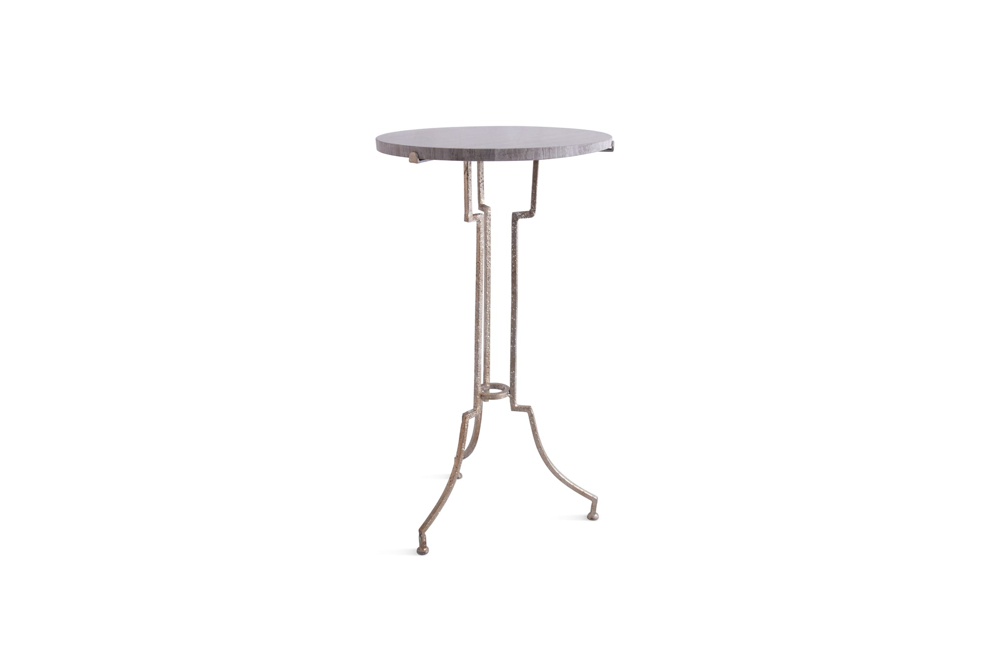 Morgan Accent Table (Champagne)
