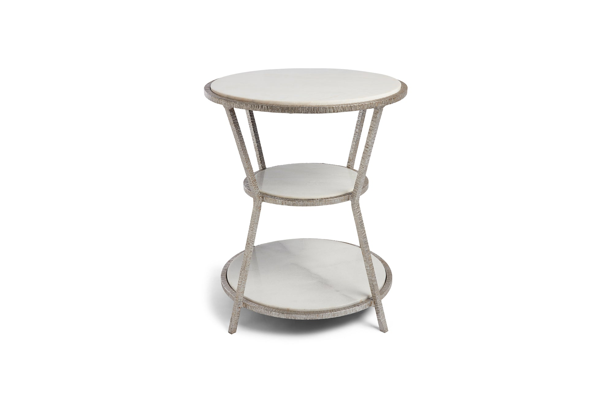 Mande Side Table (Silver)