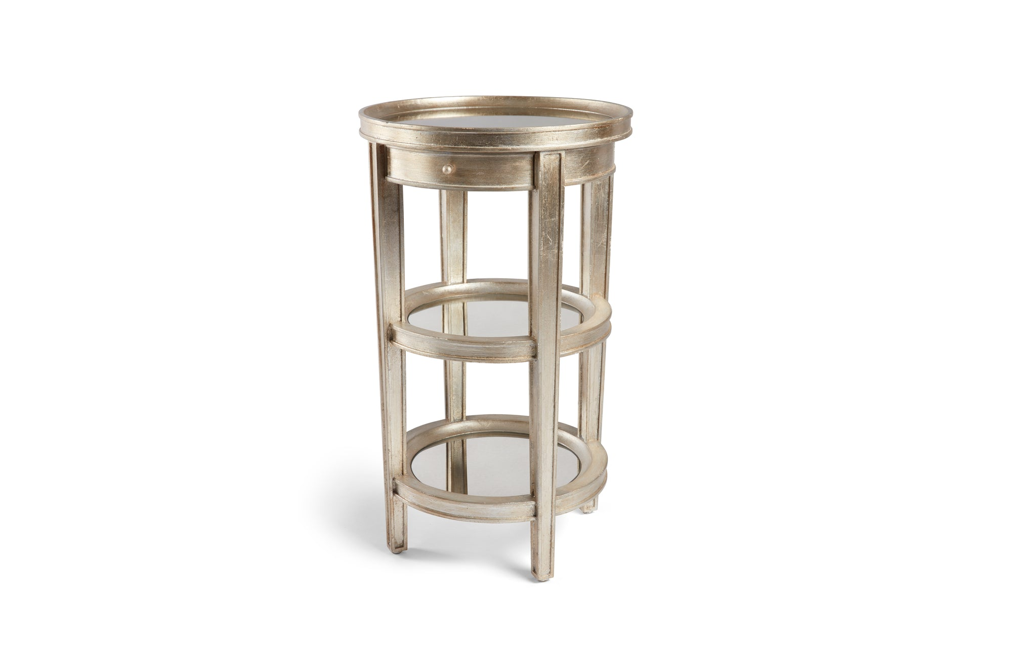 Storey Accent Table (Silver)