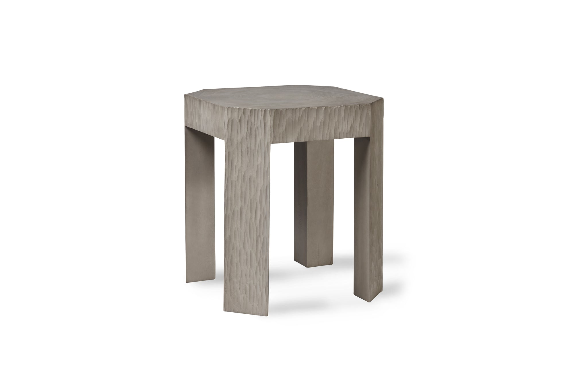 Pilat Accent Table (Grey)