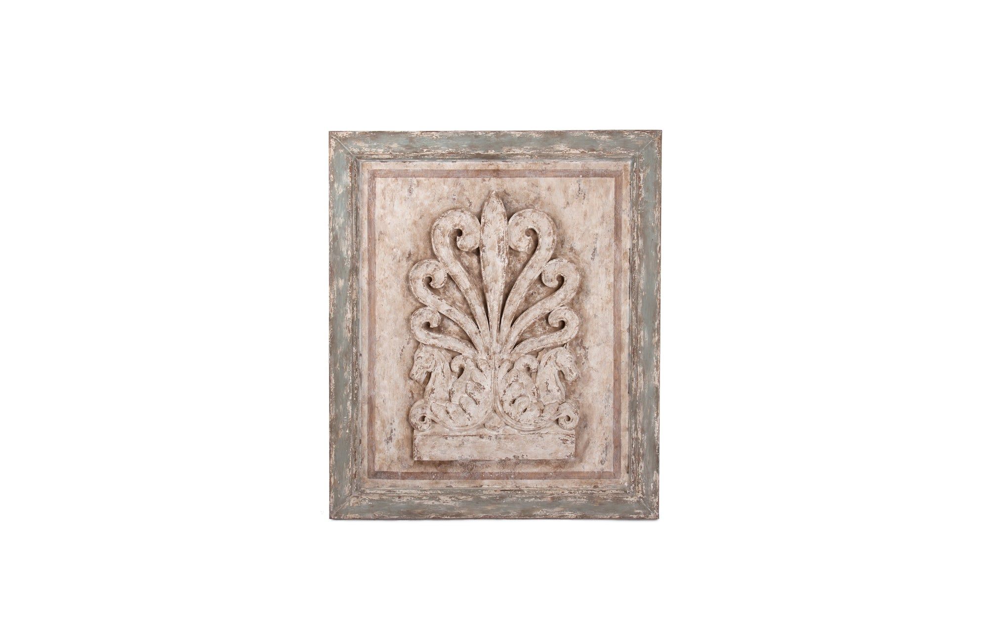 Verona Wall Plaque A