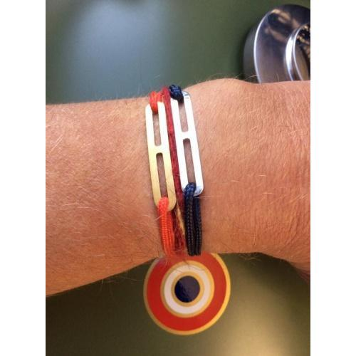 "Bracelet Homme ""Gaby Slim XL"" Lisse - By Olivier Lafond - blushconceptstore"