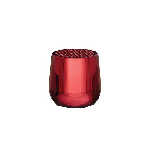 "Enceinte ""Mino +"" Chrome Rouge"
