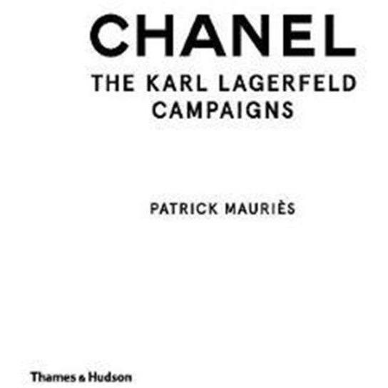 "Livre ""Chanel - The Karl Lagerfeld Campaigns"""