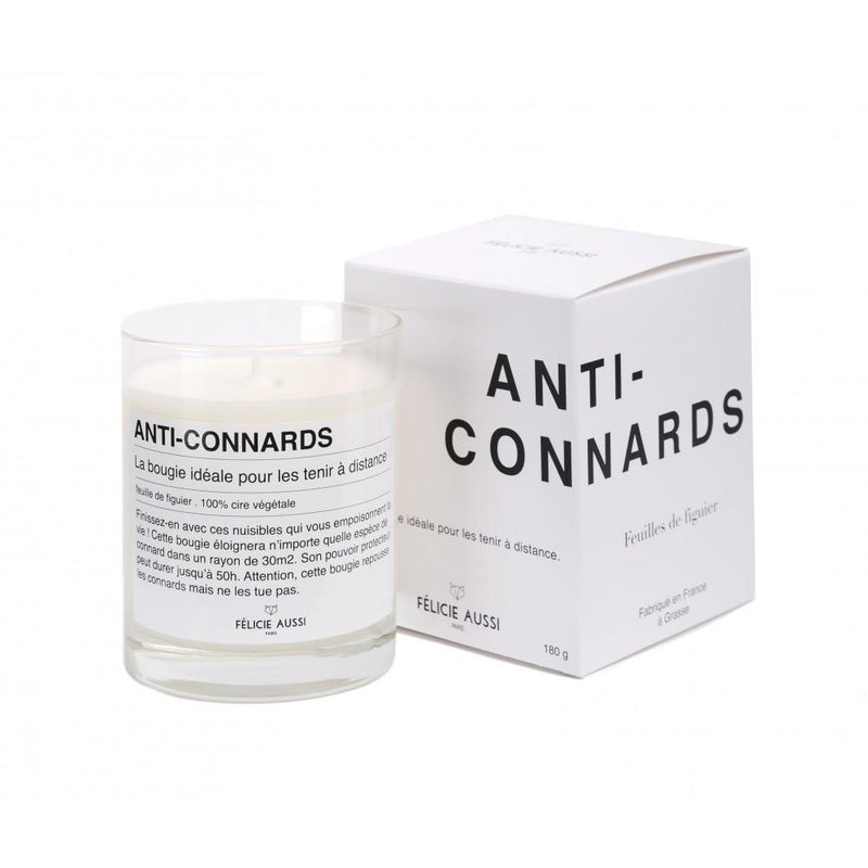 "Bougie ""Anti-Connards"" - blushconceptstore"