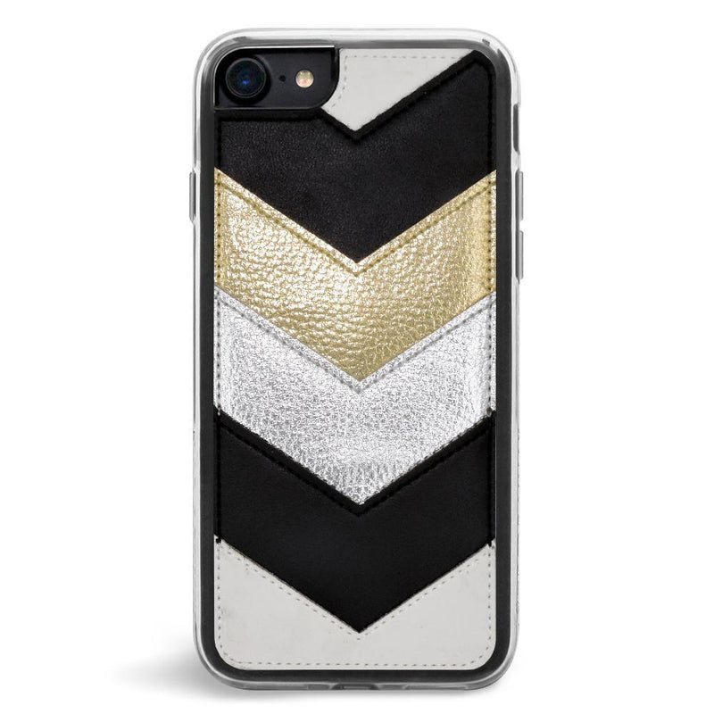 "Coque IPhone Porte-Cartes Cuir ""Shade"" - blushconceptstore"