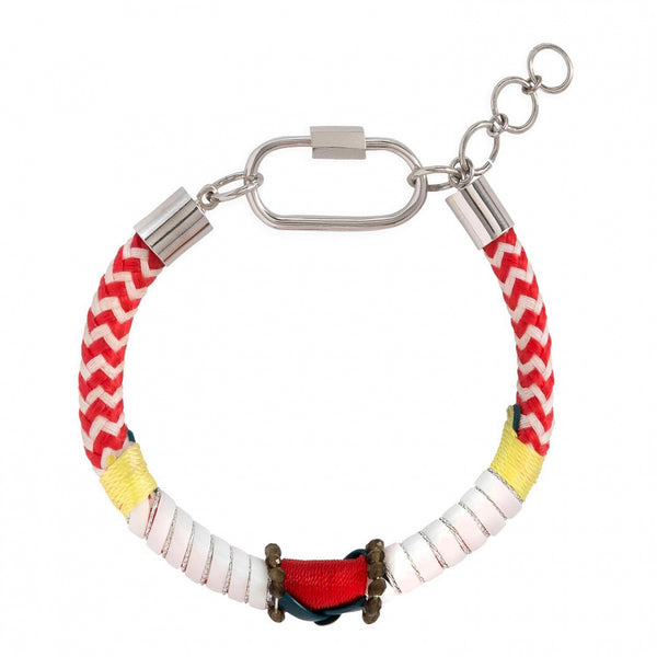 "Bracelet ""Deedee"" Red"