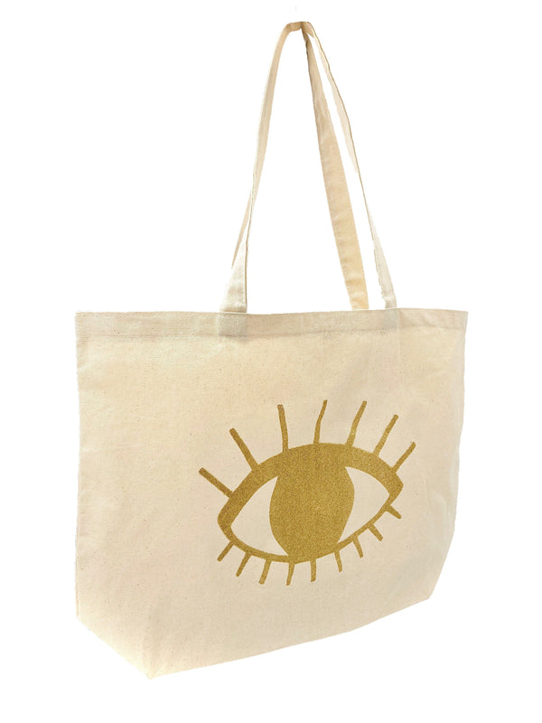 "Tote Bag ""Blush Eye"""