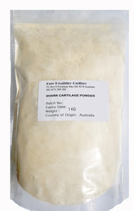 Shark Cartilage Powder Australian made 1kg