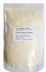 Shark Cartilage Powder 1kg bulk pack