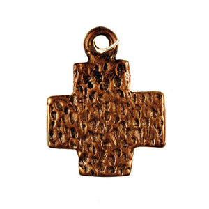 Small Bronze Cross