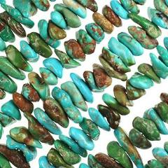 14x4mm Turquoise
