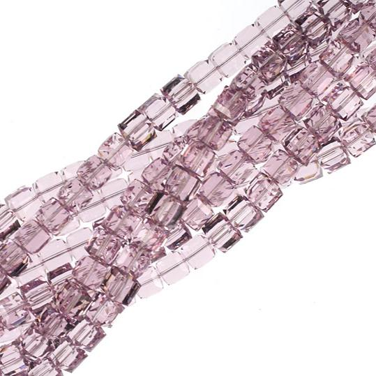 8mm Light Violet Swarovski Crystal