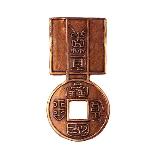 Bronze Antique Chinese Money