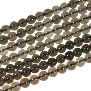 Smoky Quartz 8mm