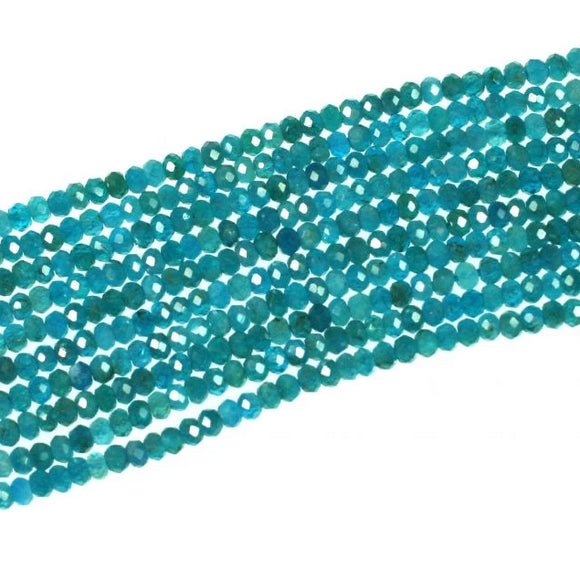 (Apatite003) Apatite - Scottsdale Bead Supply