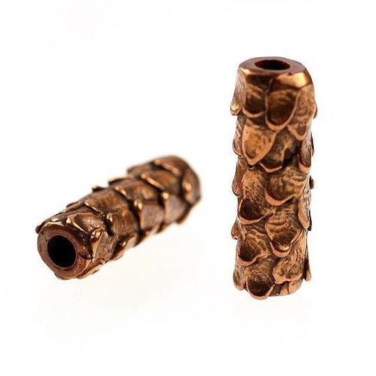 Bronze Textured Tube