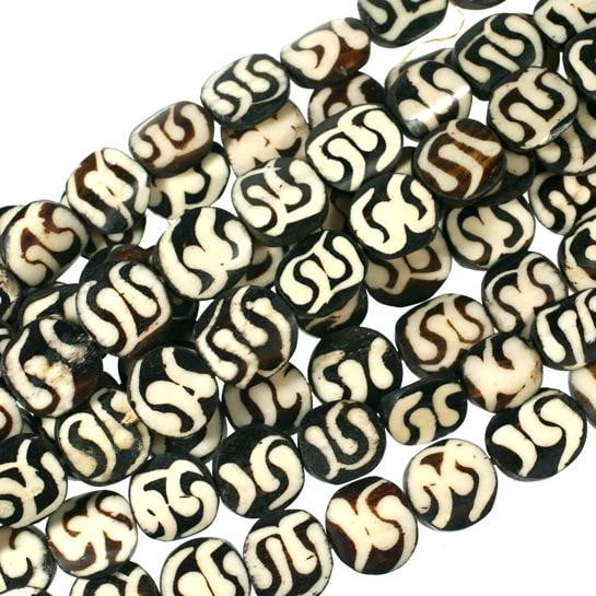 (african003) African Bone - Scottsdale Bead Supply