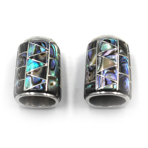 (IC001) Abalone Inlay Cones