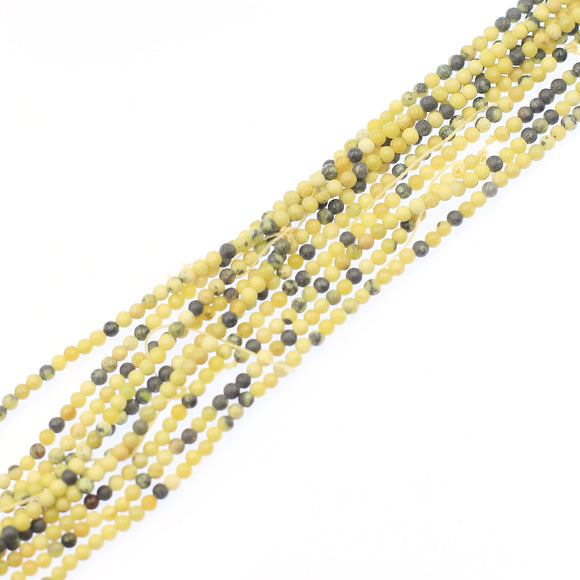(serp011) 3mm Serpentine Beads