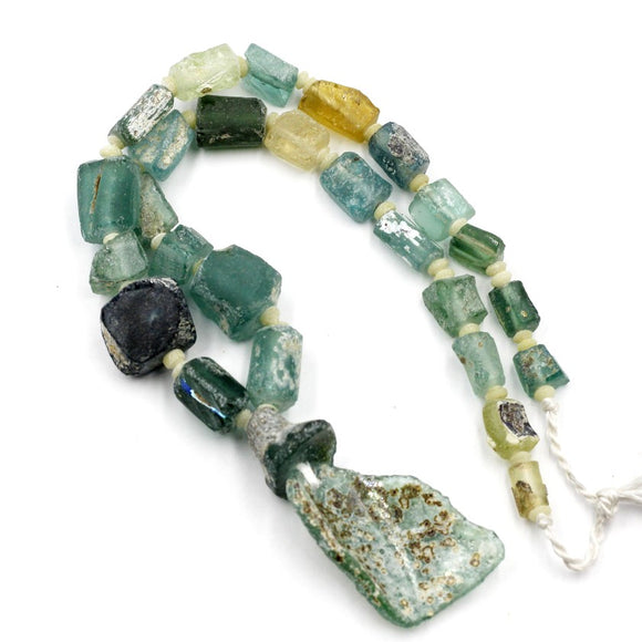 romanglass necklace